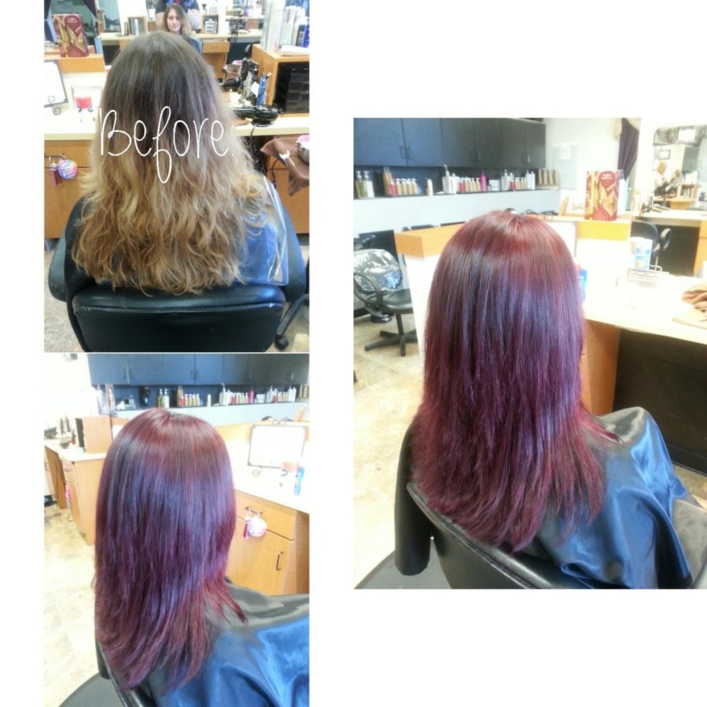 Red Violet B&A