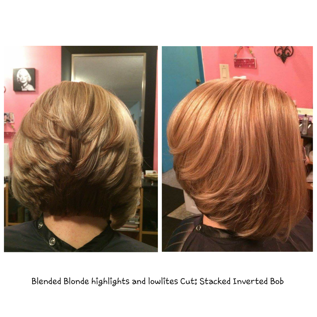 stacked-bob-and-blended-highlight-lowlight