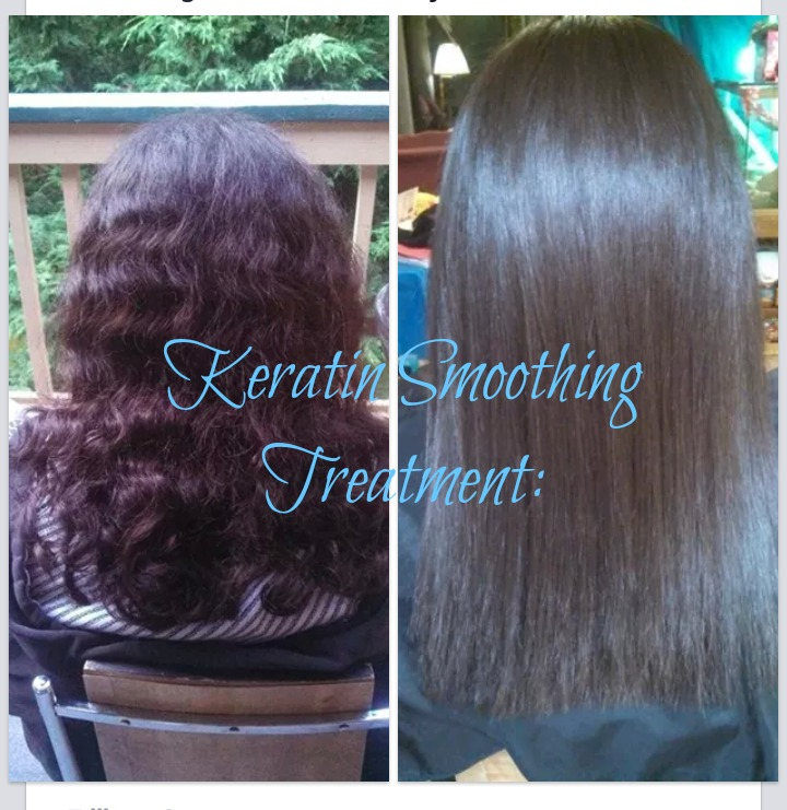 Keratin Smooth Out